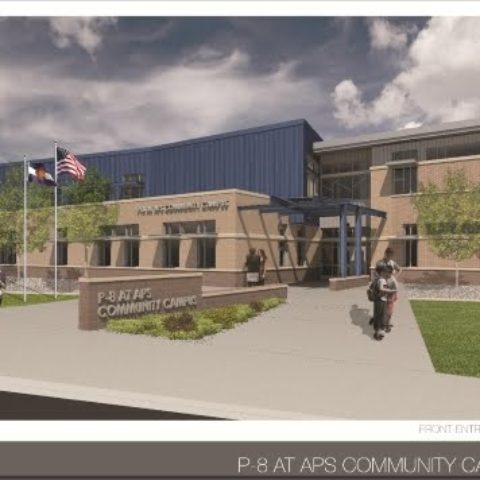 Aurora Public Schools – Edna and John W. Mosley P-8